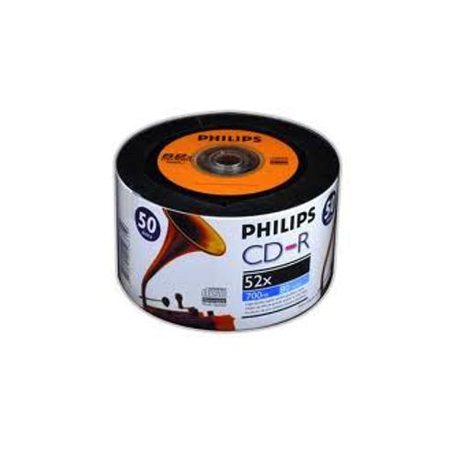 PHILIPS CD-R 50Lİ SPINDE CD 50li Paket