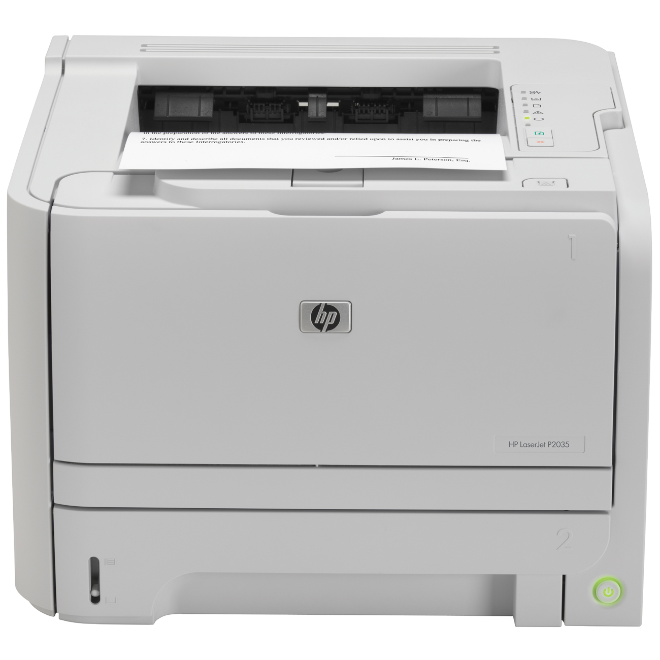 Ürün Adı : HP Laserjet P2035n Toner-HP P2035n Toner Dolumu